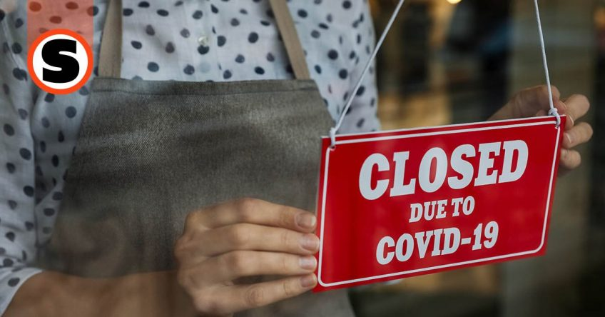 Closed due to COVID-19 - Small Business Recovery Post COVID